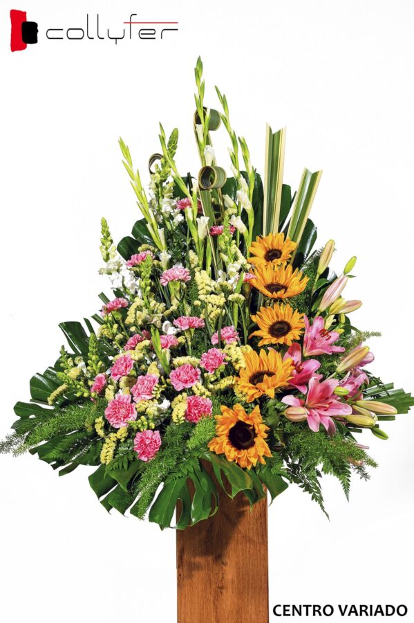 Collyfer arreglo floral 21