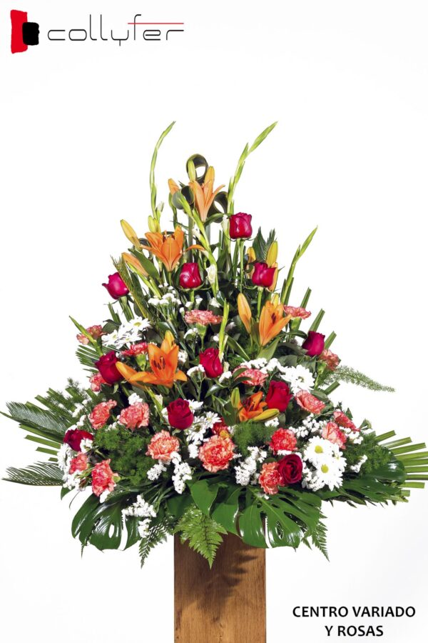 Collyfer arreglo floral 23