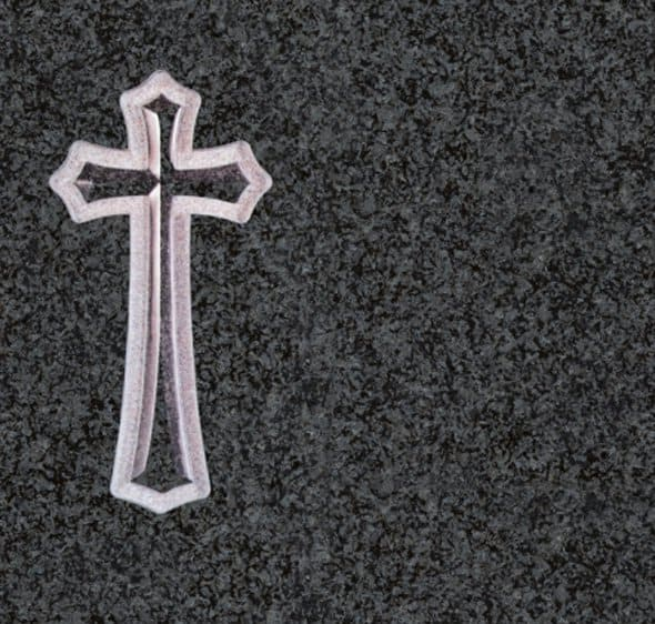 Collyfer cruz tallada