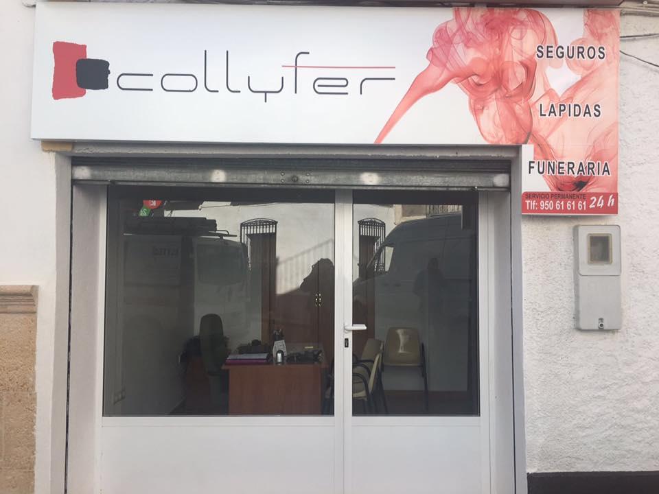 Collyfer fachada